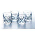 more details on Orchestra Crystal Glasses - 4 Tumbler Glasses.