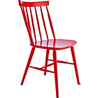 more details on Habitat Talia Red Dining Chair.