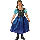more details on Disney Frozen Anna Girls' Fancy Dress Costume - 5-6 Years.