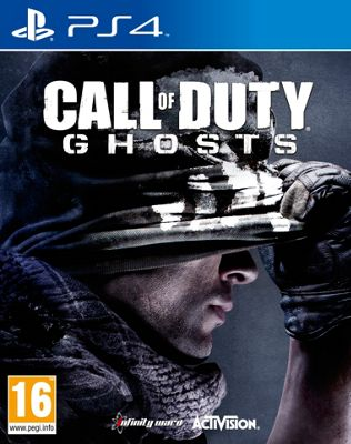Call of Duty: Ghosts - PS4 Game