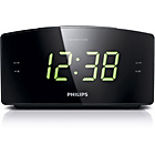 more details on Philips AJ3400/05 Jumbo Display Alarm Clock Radio - Black.