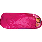 more details on Big Sleep Junior Envelope Sleeping Bag - Pink.