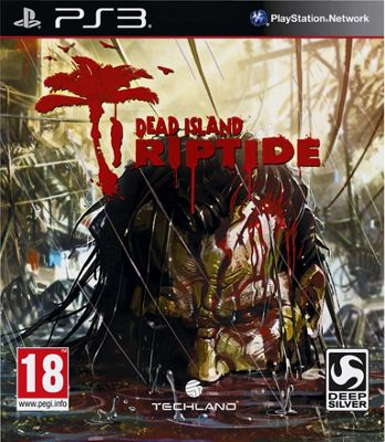 Dead Island Riptide PS3 Game