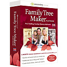 more details on Family Tree Maker 2012 Platinum Edition PC Software.