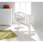 more details on East Coast Vienna Swinging Crib - White.
