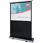 more details on Nobo Portable Floorstanding Projector Screen - 91x122cm.