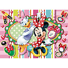 more details on Clementoni Minnie Mouse 104 Piece Puzzle in a Shopping Bag.