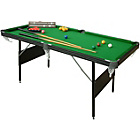 more details on Mightymast Crucible 6ft Foldup Snooker/Pool Table.