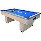 more details on Mightymast Speedster 7ft Slate Bed Pool Table - Beech.