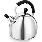 more details on Morphy Richards Equip 2.5L Whistling Stove Kettle - S.Steel.