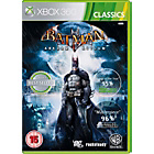 more details on Batman Arkham Asylum Game of the Year Xbox 360 Game.