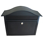 more details on Dublin Large Capacity Black Lockable Letter Box.