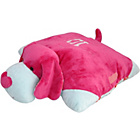 more details on One Direction 18 Inch Puppy Pillow Pet - Pink.