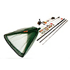more details on Matt Hayes Coarse Fishing Kit with Net, Rods & Accessories.