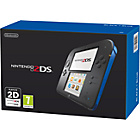 more details on Nintendo 2DS Console - Black and Blue.