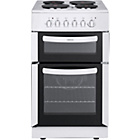more details on Belling FSE50TC Single Electric Cooker - White/Exp.Del.