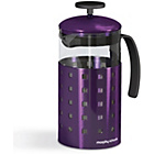 more details on Morphy Richards Accents 8 Cup 1000ml Cafetiere - Plum.
