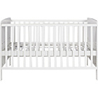 more details on BabyStart Delfina 5 Piece Nursery Set - White.