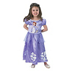 more details on Rubies Sofia the First Dress Up Outfit - 5-6 Years.