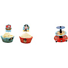 more details on Mason Cash Cupcake Stand, Cases and Toppers - Pirate.