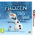 more details on Disney Frozen: Olaf's Quest - 3DS Game.