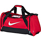 more details on Nike Brasilia Medium Holdall - Red.