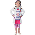 more details on Rubies Doc McStuffins Dress Up Outfit - 2-3 Years.