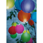 more details on Solar Ball Party String Lights - Set of 20.