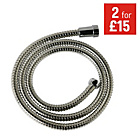 more details on Extendable Stainless Steel 2m Shower Hose.