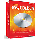 more details on Roxio Easy CD and DVD Burning PC Software.