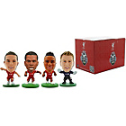 more details on SoccerStarz Liverpool FC 4 Pack Blister Box A.