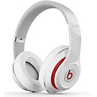 more details on Beats by Dre Studio Headphones - White.