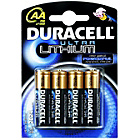 more details on Duracell Ultra LF1500 Lithium AA Batteries - 4 Pack.