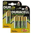 more details on Duracell Rechargeable 2000 mAh AA Batteries - 8 Pack.