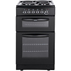 more details on Belling FSE50TC Single Electric Cooker - Black/Exp.Del.