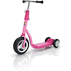more details on Kettler Three-Wheeled Scooter - Pink.