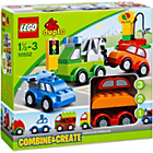 more details on LEGO® DUPLO® Creative Cars - 10552.