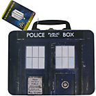 more details on Doctor Who Tardis Top Trump Collection Tin.