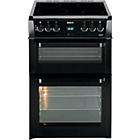 more details on Beko BDVC664 Double Electric Cooker - Black/Exp.Del.