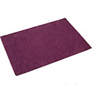 more details on Plum Fiji Machine Washable Rug - 150cm x 100cm.
