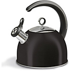 more details on Morphy Richards Accents Whistling Stove Top Kettle - Black.