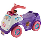more details on Disney Doc McStuffins Ride-On.