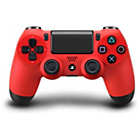 more details on Sony PS4 Official DualShock Controller - Magma Red.