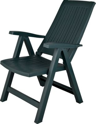 Buy Resin Recliner Chair Green At Argos Co Uk Your