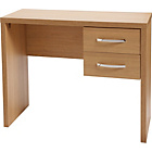 more details on Jarvia Office Desk - Oak Effect.