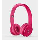 more details on Beats by Dre Solo Over-Ear Headphones - Monochrome Magenta.