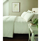 more details on Catherine Lansfield Cream Windsor Bedspread.