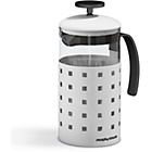 more details on Morphy Richards Accents 8 Cup 1000ml Cafetiere - White.