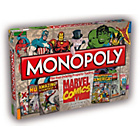 more details on Marvel Comic Books Monopoly Board Game.