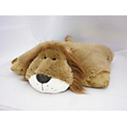 more details on Pillow Pets Lion - 18 Inch.